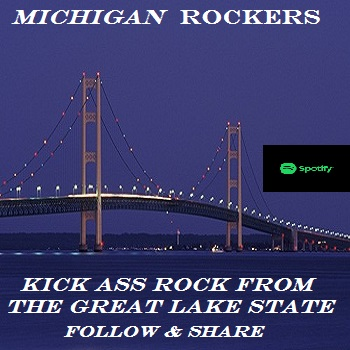 Michigan Rockers Spotify Playlist Add Your Band Rock Musicians Artists