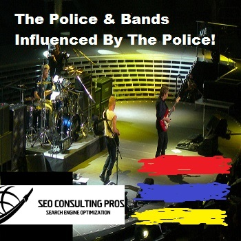 The Police and Artists Influenced By The Police Playlist SEO Artist Promotion Song Promotion Plays Playlist Music Promoter Service